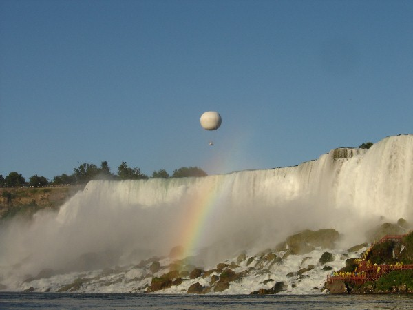Flight of Angels tethered balloon ride over Niagara Falls out of business