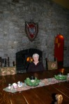 Sue Maxwell, owner of Ravenwood Castle