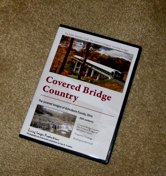 Covered Bridge Country..the DVD