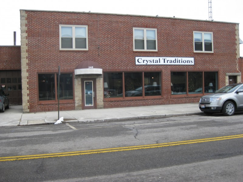 Home of Crystal Traditions, Tiffin, Ohio