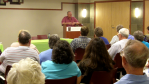 It was a great audience at the Strongsville Library